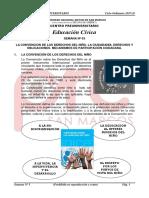 Investigacion de los derechos del niño