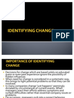 Identifying Change (s10)