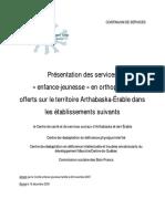 Présentation Services Orthophonie Offerts Territoire Artha Érable 1