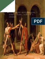 Goya Entre El Neoclasicismo