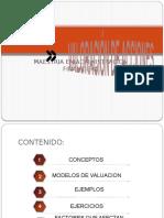 CLASE # 3 VALORACION DE ACCIONES.pptx