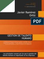 Ortiz talento humano