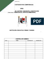 PLAN DE AREA C. SOCIALES