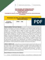 _Sinóptico  Fundamentos Legales, Axiologicos y Socio-Politico de la Educación Inicial en Venezuela.