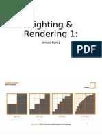 Lighting & Rendering 1