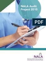 NALA Audit Project Dec 2010 Report