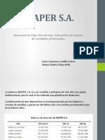 Empresa MAPER S.A.    Gerencia..pptx