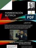 FERMENTACIÓN-BUTÍRICA