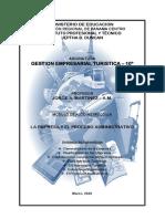 Guia y Modulo de Autoinstruccion - Gestion Empresarial Turistica 10º.pdf
