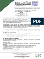 EVALUACIÓN DISTANCIA ÉTICA SEGUNDA ENTREGA 2019-2