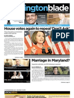washingtonblade.com - vol. 41, issue 51, december 17, 2010