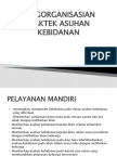 Pengorganisasian Praktek Asuhan Kebidanan_ppt
