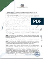 002-2020 RESOLUCIÓN SOBRE FORMATO Y CONFECCIÓN BOLETAS ELECTORALES PARA ELECCIONES ORDINARIAS GENERALES MUNICIPALES FEBRERO 2020