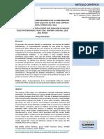 CARACTERIZACIÓN DEL COMPORTAMIENTO DE LA SINIESTRALIDAD DE UNA PÓLIZA DE SEGUROS COLECTIVA DE HCM CASO
