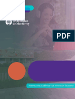 organizacion de cursos en plataforma tecnologica