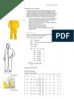DuPontT Tychem® 2000QC127B (1)