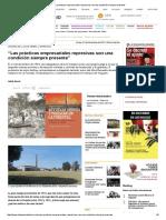 """""""La forestal"""" Artículo de La Izquierda diario"""