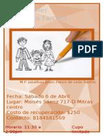 Publicidad Test de La Familia