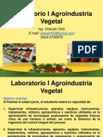 Practica N 1. Agroidustria Vegetal I