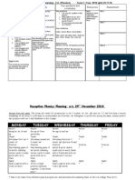 Phonics Session Plan w/c 30.11