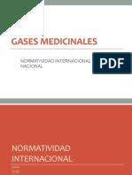 GASES MEDICINALES