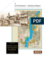 Lefleur Lakes Economic Impact Study