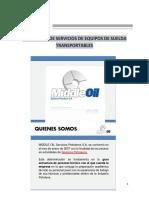 Middle Oil Servicios Petroleros S.A