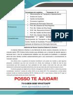 PR Logistica 2 3 Sabores & Sonhos Doces Caseiros