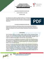 DECRETO NÚMERO 192 DEL 28 DE MARZO DE 2020 - ALCALDÍA DEL MUNICIPIO DE PUERTO ASÍS