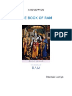 Review - The Book of Ram