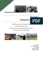 Mongolia Mining Services 2010