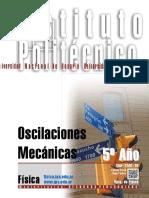 Oscilaciones Mecanicas
