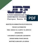 UNIDAD 3. El CLIENTE Y EL SERVICIO final.doc