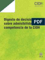 CIDH DigestoADM Es