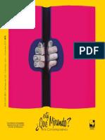 REVISTA Qué está mirando No.1 María Terheza Negreiros.pdf