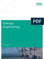 Planning Handbook Sewage Engineering