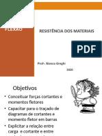 Aula 1.1.1  - FLEXÃO RESMAT