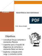 Aula 1.1  - FLEXÃO RESMAT