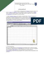 Apunte 1 Como Usar Excel