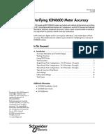 PowerLogic ION 8600 Verifying ION8600 Accuracy 032008.pdf