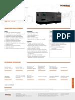 Data Sheet Generac PWE170_ES V.2018