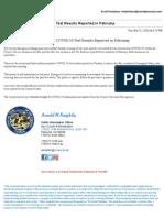Nye County Corona - Second Update 3-31-2020