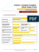 _Article Content Creation Work Order Form.doc