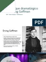 13. Erving Goffman