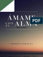 51.Amame con el alma_ Relatos - Rodrigo Peralta