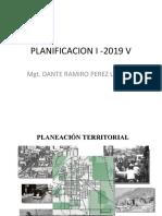PLANIFICACION I -2019 V
