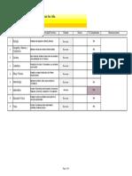 Formulario - Seguimiento y Control de Actividades Escolares