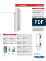 Calentador WHG7124-M0122-01