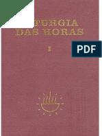 Liturgia das Horas I - Tempo do Advento  - Clovis Melo.epub