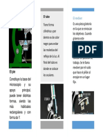 microscopio folleto
